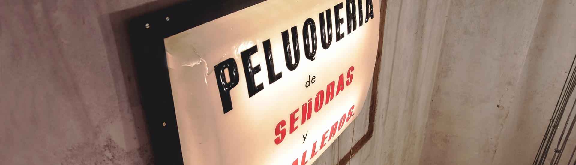Perruqueria Camerinos by Ana Rubio, Barcelona